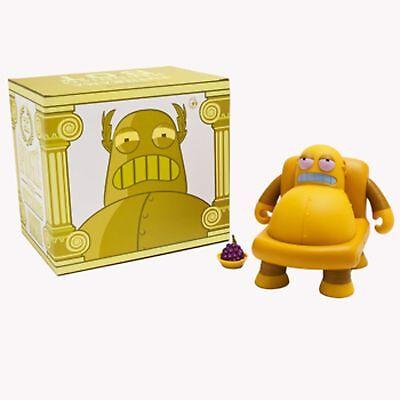 "RARE Kidrobot Futurama HEDONISMBOT HEDONISM BOT 6"" Vinyl Figure Toynami New"
