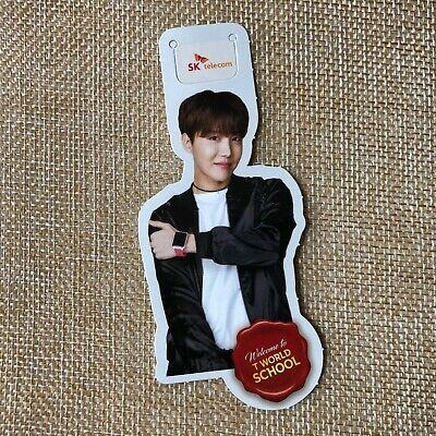 BTS J-HOPE [ SKT Official Photo Bookmark Limited Edition Photocard ] / NEW / +G