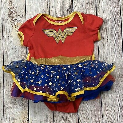 6 Month Baby Costumes (3-6 Month Baby Girl Wonder Woman Halloween Costume with)