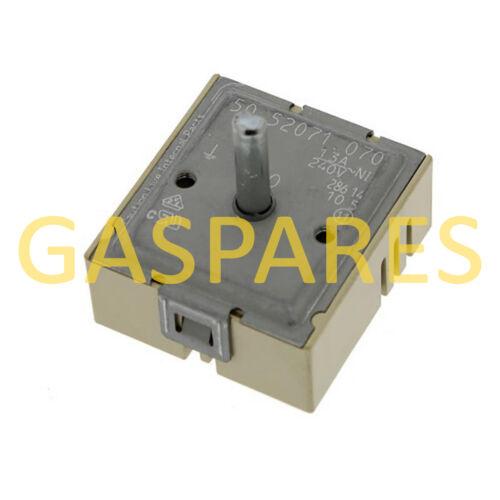 Cannon+EGO+Cooker+Energy+Regulator+Simmerstat+Switch+Part+No+5052071070+GENUINE