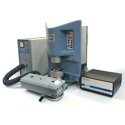 Bohlin Malvern Instruments Gemini 200 Rheometer W Etc Peltier Cooling Options