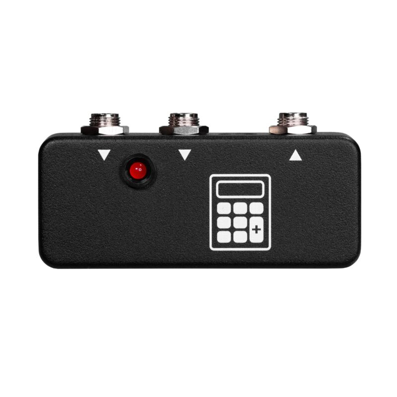 JHS Summing Amp Pedal