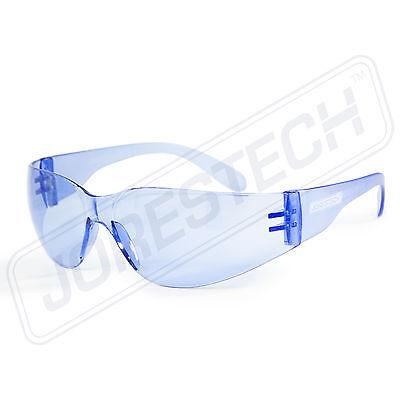 Safety Glasses Ansi Z87.1 Compliant Jorestech Variety Packs Blue