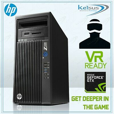 Computer Games - Ultra Fast Gaming PC VR Ready 3.60GHz 1TB HDD GTX 1650 1660 RTX 2060 Windows 10