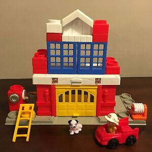 Little People Sets (4 Different Ones)