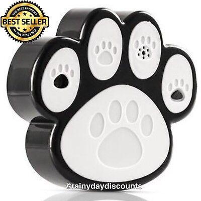 Ultrasonic Dog Bark Control Stop Dog Barking Ultrasonic HUMANE No Collar -