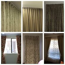 Curtains, Blinds, Drapery Rods, Made to Measure Blacktown Blacktown Area Preview