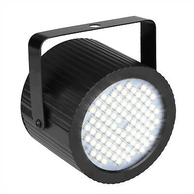 Strobe Light Halloween Party Sound-Activated Flash Rate Adjustable 20W Can Shape - Halloween Rates
