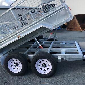 8x5 High Side Hydraulic Tipper  Wauchope Port Macquarie City Preview