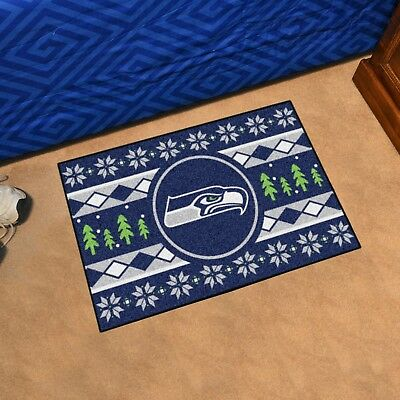 Seattle Seahawks Holiday Sweater Design 19