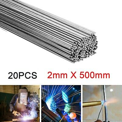 2500mm Wire Brazing Solution Welding Flux-cored Rods 20pcs Free Shipping