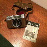 Vintage Konica S Camera Manly West Brisbane South East Preview