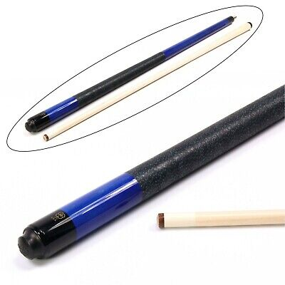 McDermott PACIFIC BLUE Hand Crafted GS-Series American Pool Cue 13mm tip  GS02