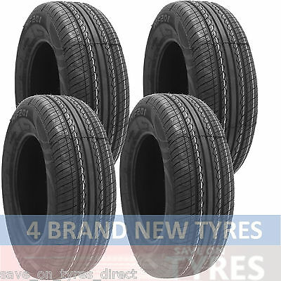 4 1556513 HIFLY 155 65 13 155/65 13 New Car Tyres x4  High Performance Budget