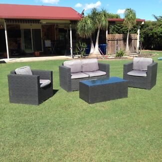 Mimosa 4 piece outdoor lounge