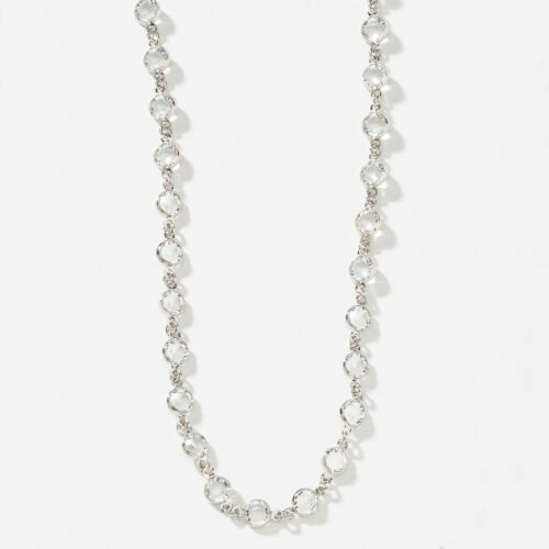 Touchstone Crystal Mini Chanelle Necklace Item 4484NF Our signature Chanelle – d