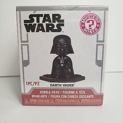Star Wars Funko POP Mystery Mini Darth Vader Smuggler's Bounty Exclusive Box NEW
