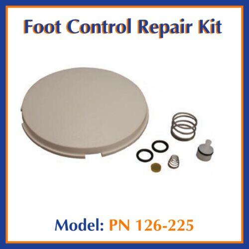 Beaverstate Foot Control Repair Kit - PN 126-225