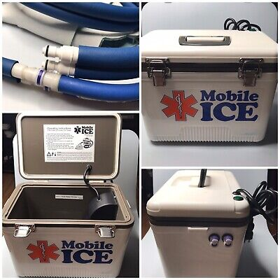 Adroit Medicals Mobileice Portable Cooler