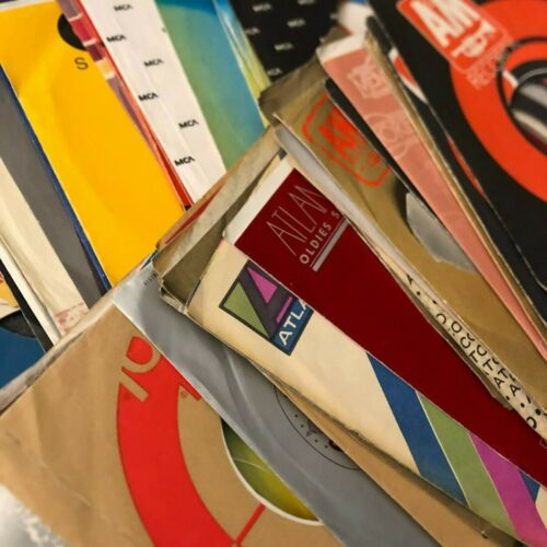45 RPM Company Sleeves - Choose From List $4.50 Unlimited Shipping VG OR BETTER