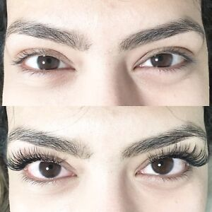 Eyelash extensions$75(Reg.$90) Offer ends March 31