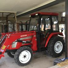 GREAT FARM TRACTOR 4X4 LOTS OF GRUNT! Mount Cotton Redland Area Preview