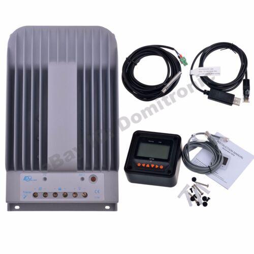 Epever MPPT Solar Charge Controller 12V/24V Solar Regulator 150V 40A/30A/20A/10A