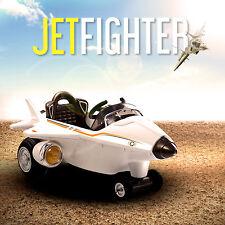 Kids Ride On Airplane Battery Plane Jet 12V Electric Car Parental Remote, Mp3