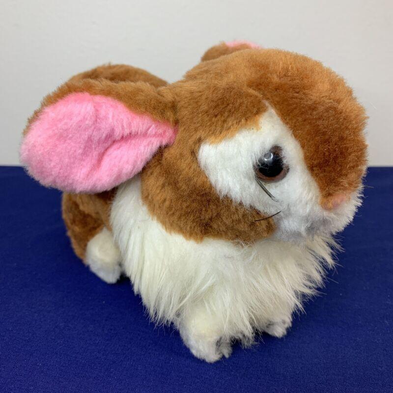 "Vintage 1977 Russ Berrie Lil Princess Rabbit Bunny Plush Stuffed Animal Toy 8"""