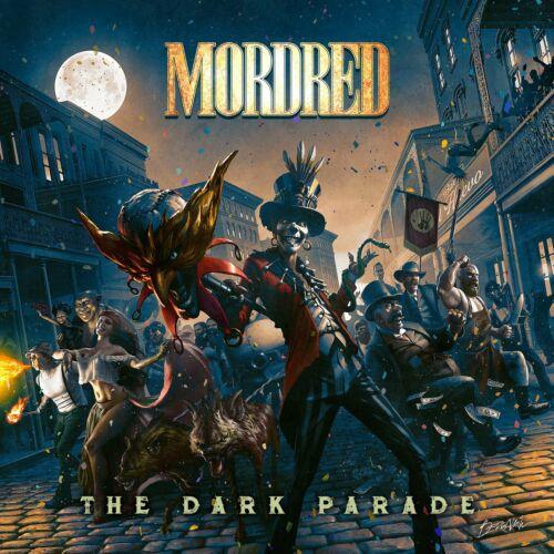 MORDRED - The Dark Parade (Bay Area alternative thrashers return with new album)