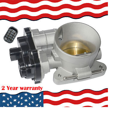 - 12570800 Throttle Body for GMC Envoy Savana Sierra Yukon V8 Cadillac Escalade
