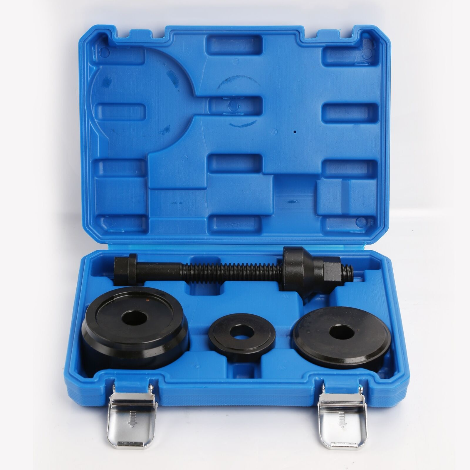 Front Drive Wheel Bearing Hub Puller Axle Installer Remover Garage Tool Durable