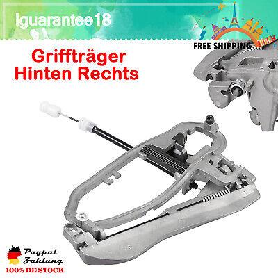Türgriff Lagerbügel Griffträger Hinten Rechts für 00-06 BMW X5 E53 51228243636