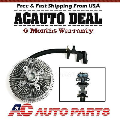 Radiator Cooling Fan Clutch Chevrolet Trailblazer OE#15293048 Hayden #3200