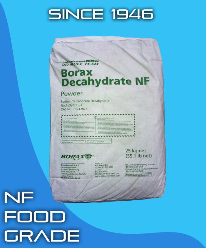 Borax Powder - 25 - Laundry Booster - 5 Mol - Powder
