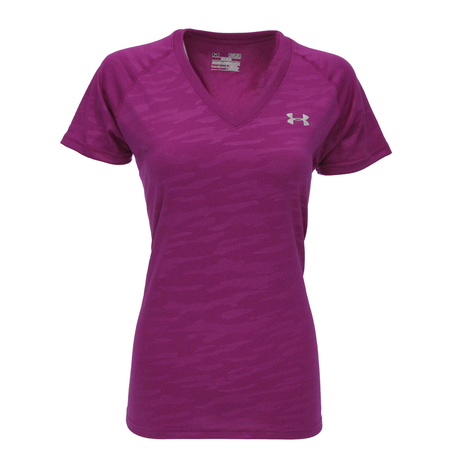 Under Armour Women's UA Tech V-Neck T-Shirt