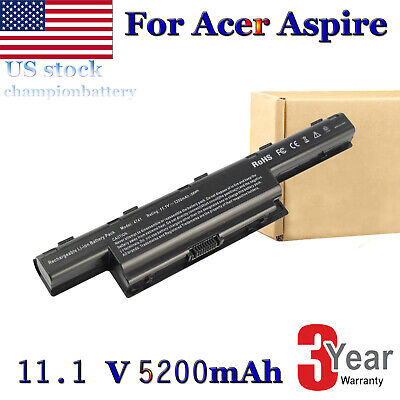 Li-ion Battery For Acer Aspire 5251 5252 5253 5336 5551 5552 5736Z 5741 5742
