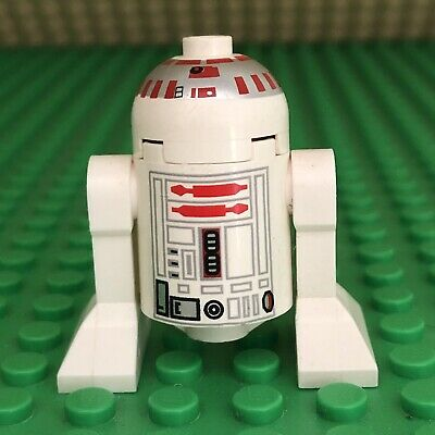 LEGO Minifigure Star Wars R5-D4 From B Wing Set 7180 USED - sw0029