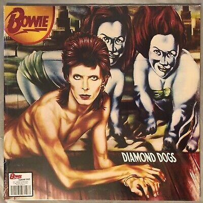DAVID BOWIE - Diamond Dogs (45TH Annivrsry RED Vinyl LP) 2019 DB74761 NEW/SEALED