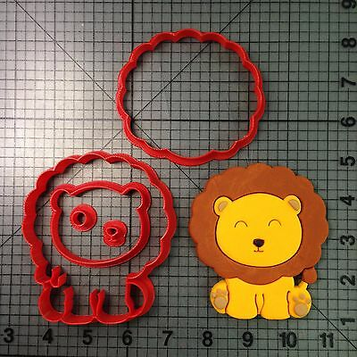 Baby Lion Cookie Cutter Set - Baby Lion