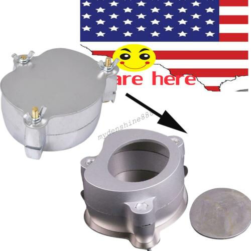 Dental Aluminium Denture shape Flask Compressor Parts for dental lab press