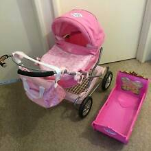 Baby Born Dolls Pram And Bed Pearsall Wanneroo Area Preview
