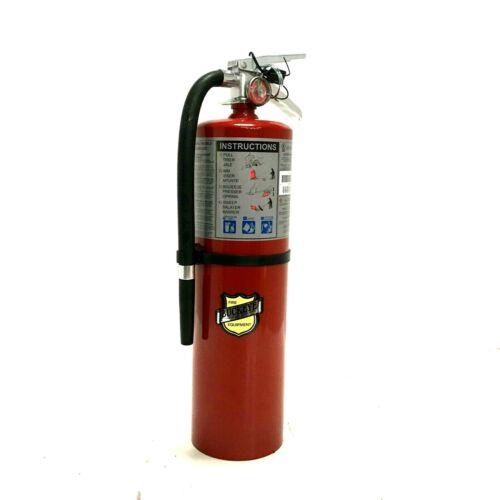 Buckeye 11340 10lb Fire Extinguisher with Wall Hook