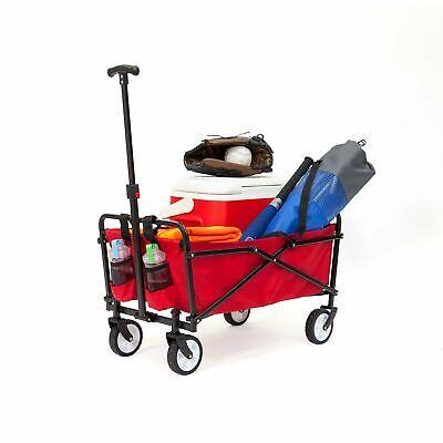 Box Utility Cart (Seina Compact Folding Outdoor Utility Cart (Open Box) )