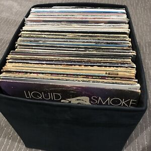Vinyl Record LP Collection