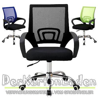 Midori Drehstuhl Lordosenstütze Bürostuhl Schreibtischstuhl Stuhl Netz (Lordosenstütze)