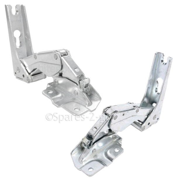BAUMATIC BR500 BR508 Fridge Freezer Door Hinges Integrated Hettich 3362 3363 5.0