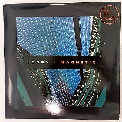 "Jonny L – Magnetic 12"" 6x Vinyl DJ Friendly Album 12 Tracks DNB Drum & Bass"
