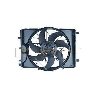 Fits Mercedes E-Class A207 E 200 Genuine NRF Engine Cooling Radiator Fan