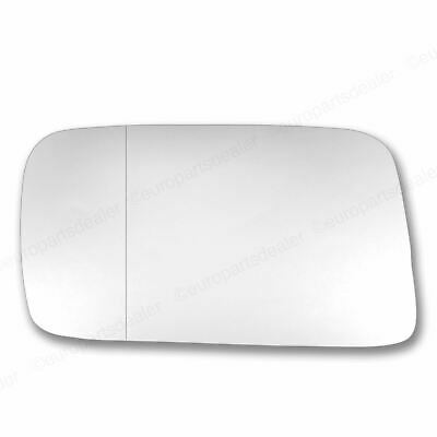 For Jeep Commander 2006-10 left hand side wide angle wing door mirror glass